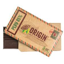 origin chocolate bar